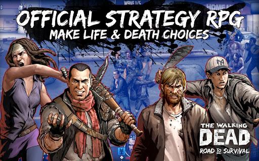 The Walking Dead: Road to Survival 9.3.1.58376 screenshots 7