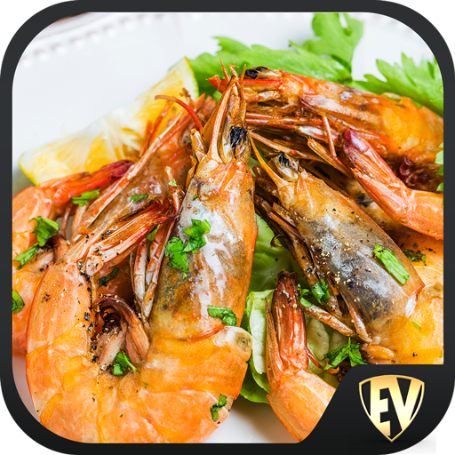 Seafood Recipes SMART Cookbook 遊戲 App LOGO-硬是要APP