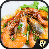 2600+ Seafood Recipes Offline: Crab, Shrimp & Fish