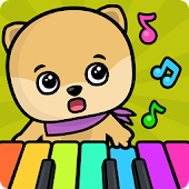 Baby piano & sounds for kids