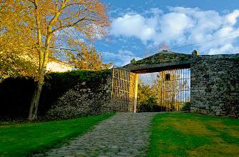 Photo: Entrada al parc Bonaval