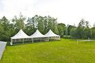 Фото №2 зала Большая поляна с банкетным шатром