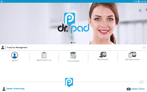 Patient Medical Records & Appointments for Doctors 4.0 screenshots 9