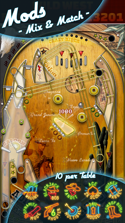 Pinball Deluxe: Reloaded- screenshot