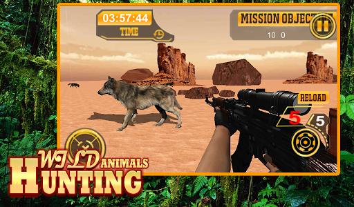 Animal Wild Hunting