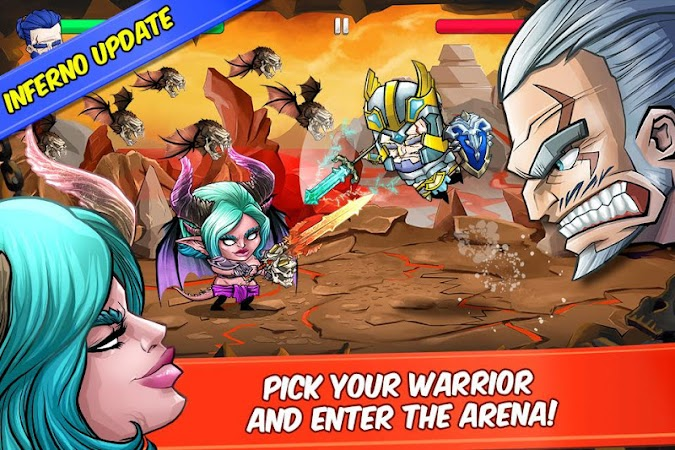 Tiny Gladiators v1.2.4 [Mod]