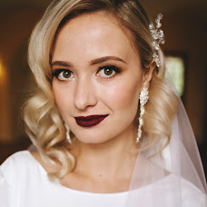 Wedding photographer Ekaterina Ponomarenko (Katemarche1994). Photo of 10.10.2017
