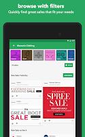 Screenshot of ShopSavvy Barcode & QR Scanner