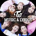 Twice Music & Lyrics - KPop Offline icon
