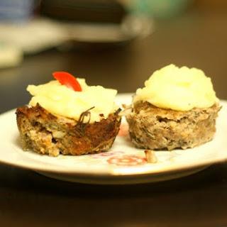 Meaty Cupcakes Recipe
