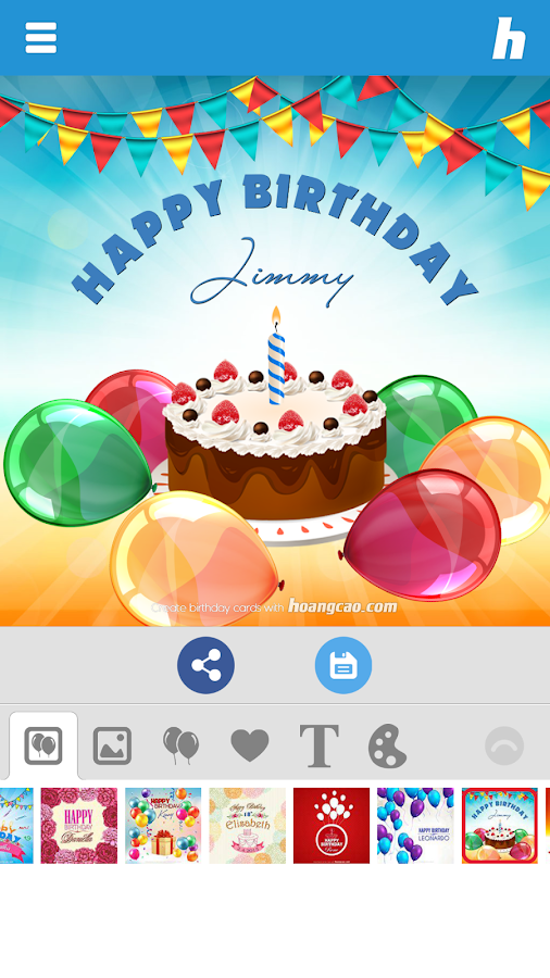 Happy Birthday Card Maker Android Apps on Google Play – Birthday Card Maker App