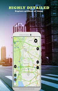 GPS Maps Live Location Tracker - náhled