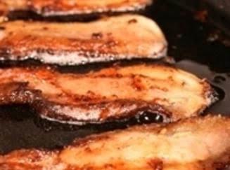 Bacon -Homemade in a Smoker