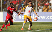Samir Nurkovic of Kaizer Chiefs during the Absa Premiership 2019/20 football match between Highlands Park and Kaizer Chiefs at Makhulong Stadium, Tembisa on 04 August 2019.