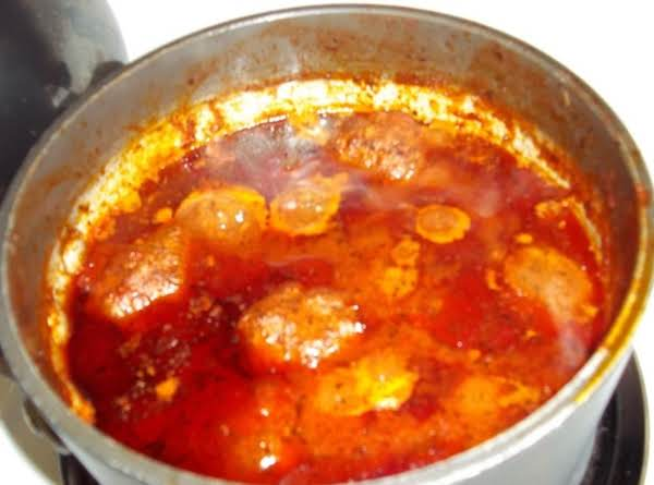 Spaghetti Sauce Terry Recipe