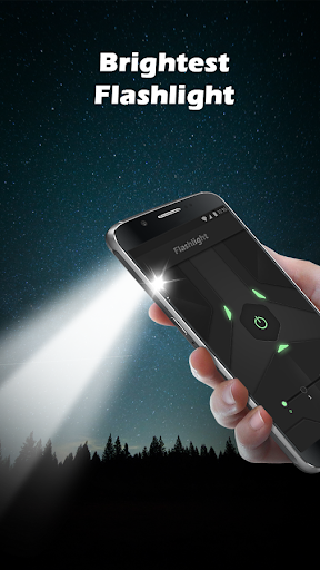 Screenshot for Super Bright LED Flashlight in United States Play Store