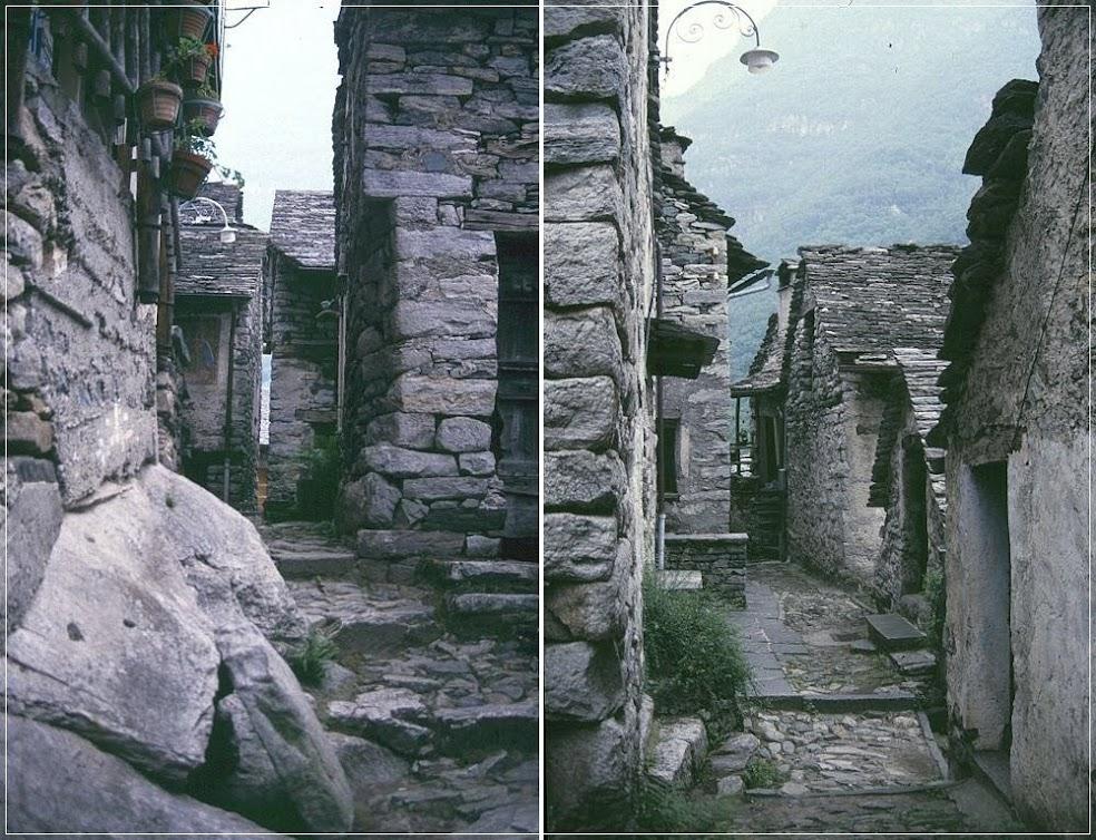 Corippo, a aldeia que se transformará em hotel
