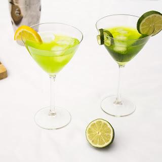 Envy Martini.