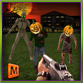 Halloween Zombies Shooter 3D