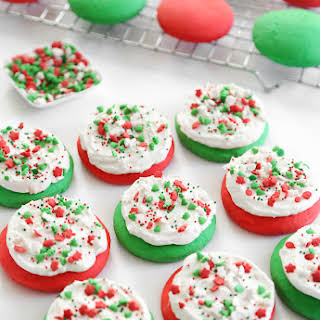 Lofthouse Style Soft Sugar Cookies.