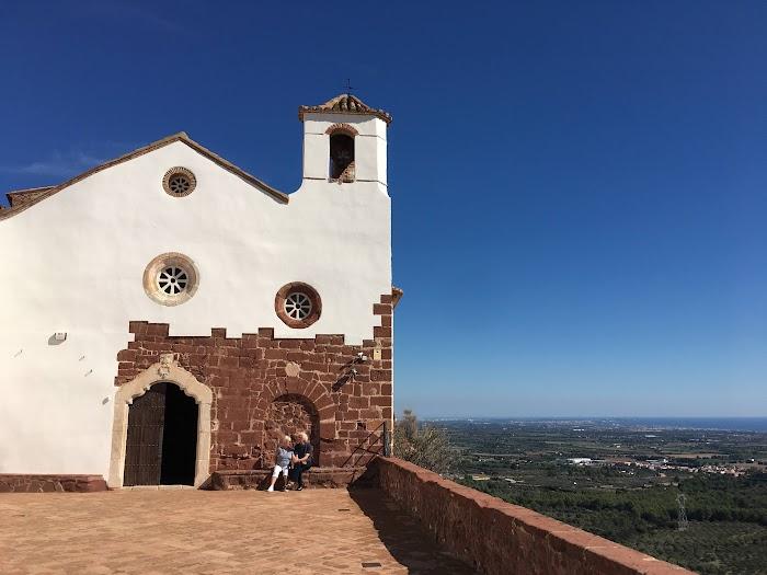 Santuari de la Mare de Déu de la Roca (Mont-roig del Camp), het kerkgebouw