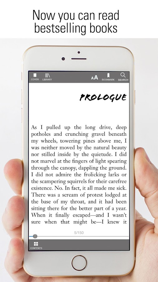 Inflight Reader- screenshot