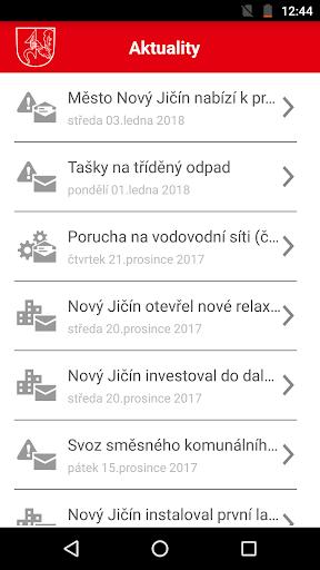 Nový Jičín v mobilu for PC