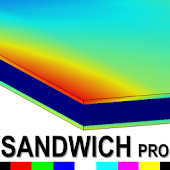 Sandwich Plate Calculator PRO