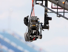 Photo: Video Camera watching from above