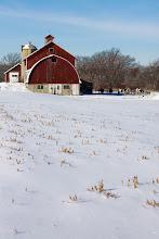 Photo: wisconsin in winter