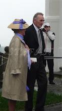 Photo: Duke Max and Duchess Elizabeth in Bavaria