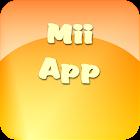 Mii App icon