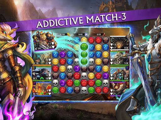 Gems of War - Match 3 RPG 4.9.0 screenshots 7