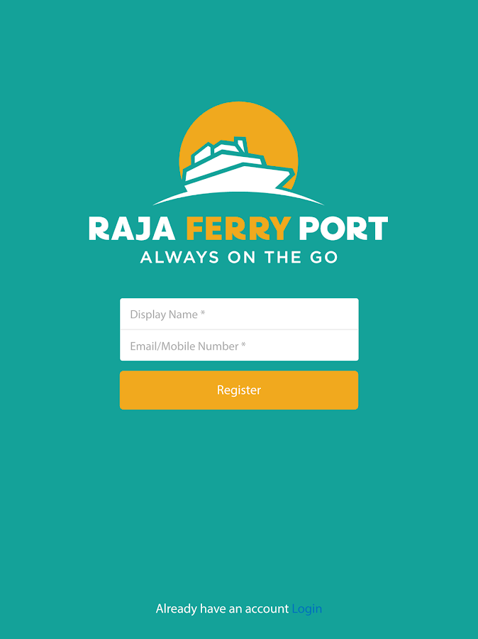 Raja Ferry- screenshot