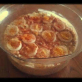 Mom's Tuna Macaroni Salad for a crowd
