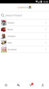 Online Florist : FlowerAdvisor - náhled