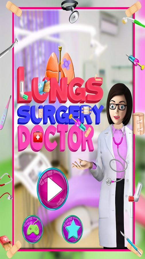 Lungs surgery doctor games surgery games android apps on lungs surgery doctor games surgery games screenshot solutioingenieria Image collections
