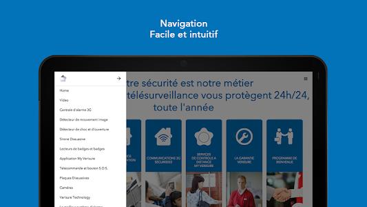 Verisure FR screenshot 1