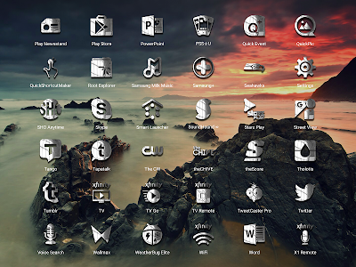 Dap - Icon Pack screenshot 11
