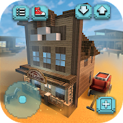 Wild West Craft: Building Cowboys & Indians World [Mega Mod] APK Free Download