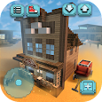 Wild West Craft: Building Cowboys & Indians World apk