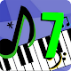 Scale Shuffle ABRSM Piano Scale Flashcards Grade 7 (app)