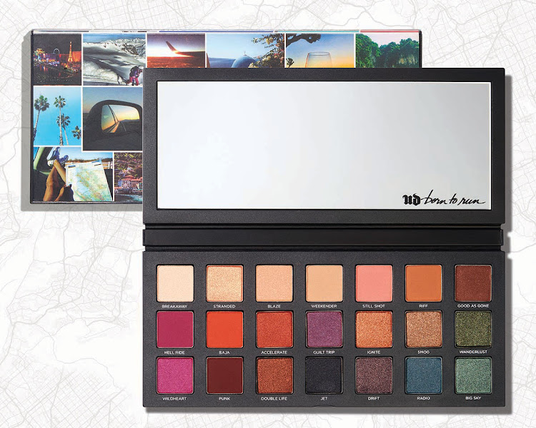 Urban Decay Born to Run Palette, R800