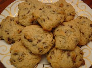 Chocolate Chip Yogurt Cookies Recipe