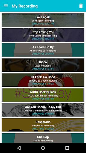 SingPlay: Karaoke your MP3 screenshot 6