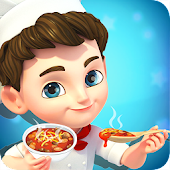 Crazy Super Chef : Cooking & Restaurant Management