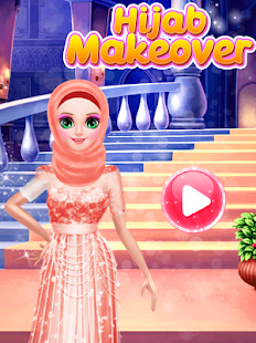 Hijab Makeover - náhled