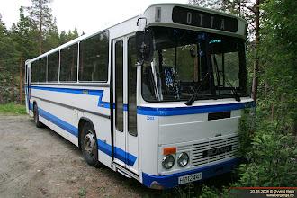 Photo: #3003: HZ 12441 hos Lesja Bilruter på Dombås, 20.06.2008.