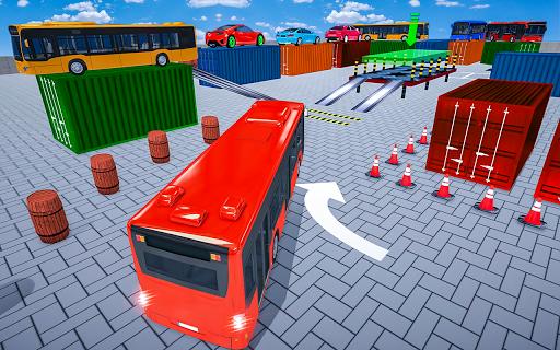 Modern Bus Parking Adventure - Advance Bus Games apkdebit screenshots 7