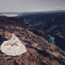 Wedding photographer Aysha Bazhaeva (bajaeva). Photo of 15.09.2017